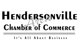 Members of the Hendersonville Area Chamber of Commerce