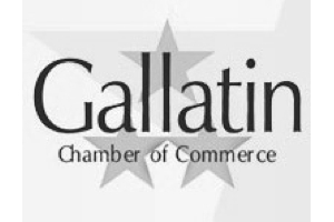 Members of the Gallatin Chamber of Commerce